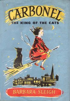 Carbonel,the King of the Cats, 1955