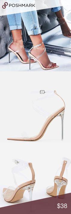 9f824516cdf 10 Best Transparent heels images in 2018   High heels, Boots, Heels