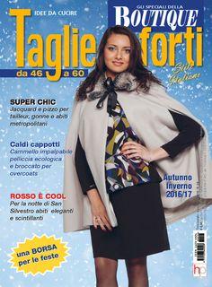 TAGLIE FORTI podzim/zima 2016.17 na www.finery.cz