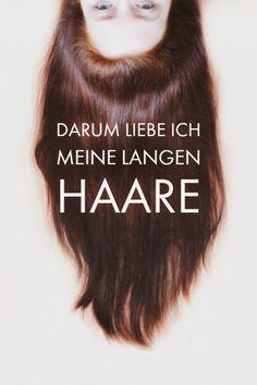 Langhaarliebe Zero Waste, Cruelty Free, Minimalist, Vegan, Beauty, Natural, Hair, My Hair, Long Hair