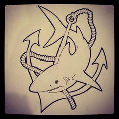Shark & Anchor Flash