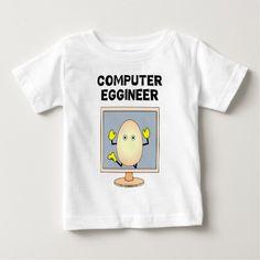 Computer Eggineer T Shirt, Hoodie Sweatshirt