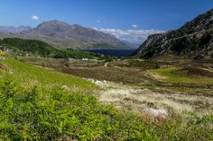 North West head of Loch Maree Scotland 1