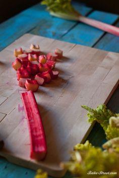 Rhubarb - Ruibarbo
