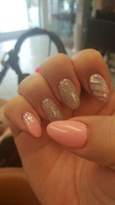 Unicorn nails!!!
