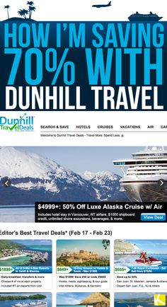 Why Dunhill Travel Doesn't Suck