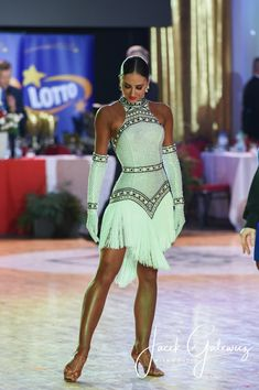 Ballroom and Latin Dance Wear Latin Ballroom Dresses, Ballroom Dancing, Ballroom Costumes, Latin Dance Costumes, Skating Dresses, Dance Outfits, Modest Dresses, Ladies Dress Design, Dance Wear