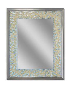 Coastal Fern Mirror (1208)