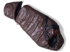 Yeti präsentiert mit dem Elements Junior einen Kunstfaserschlafsack für Kids der mitwachsen kann...