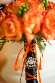Harley Davidson inspired Vintage