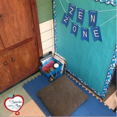 From September to (Mrs.) May: Firsties Go Zen – Positive Behavior Management in … From September to (Mrs.) May: Firsties Go Zen – Positive Behavior Management in the Classroom, Part One Classroom Behavior, Autism Classroom, Classroom Setup, Music Classroom, Future Classroom, School Classroom, Calm Classroom, Kids Behavior, Classroom Design