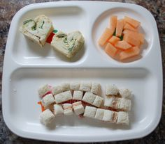 Baby finger food, toddler meal ideas - mommyoutnumbered.com 2