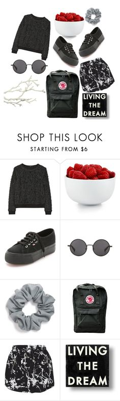 """"""""""" by delia-s ❤ liked on Polyvore featuring TIBI, The Cellar, Superga, The Row, Natasha Couture, Fjällräven, Zimmermann and Dot & Bo"""