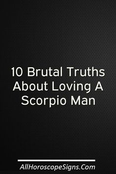 dating a scorpio man long distance