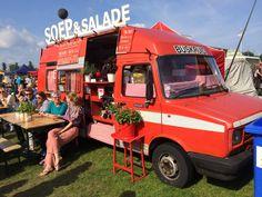 Soep & Salade, Rollende Keukens, Amsterdam
