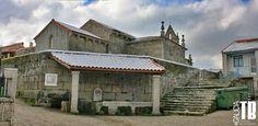 Iglesia de Santiago, corazón del Couto Mixto