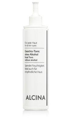 Alcina Gesichtstonic Shampoo, Soap, Personal Care, Bottle, Germany, Travel, Shopping, Liquor, Skin Care