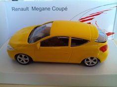 (v9) Voiture Miniature 1/43 Renault Megane coupé Mondo Motors