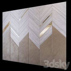 models: Other decorative objects - Decorative wall _ Wall Decor Design, Deco Design, Ceiling Design, Decorative Panels, Decorative Objects, Padded Wall Panels, Wadrobe Design, Wardrobe Door Designs, Wall Art Wallpaper