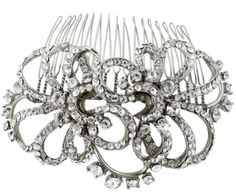 Glamour Bridal Hair Comb