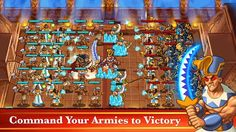 "From the name ""Pharaoh's War by Tango"" you can clearly understand this is a strategic war game based on ancient historical Egyptian resembling culture."