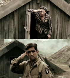 Frank perconte in a kamp