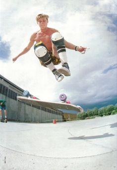 Rodney Mullen, Bones Brigade #skateboarding