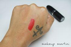MAC MAC Red Lipstick Swatch Mac Red Lipsticks, Mac Lipstick Swatches, Liquid Lipstick, Lip Liner, Tattoos, Makeup, Make Up, Tatuajes, Lip Pencil