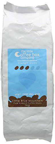 Blue Mountain Blend Coffee Beans 1kg - 100% Premium Arabica