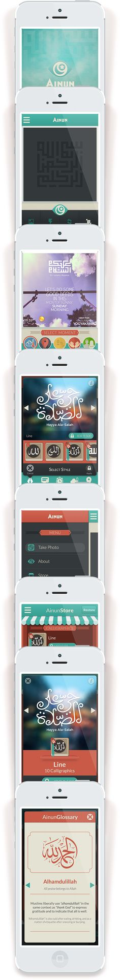 Ainun App / Aditya Nugraha Putra