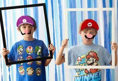 Super Mario Brothers Party