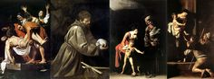 List of places where you can see Caravaggio in Rome. #tourguide #travelling #italy  Discover more about this museum with us! Visit www.youtourroma.com/