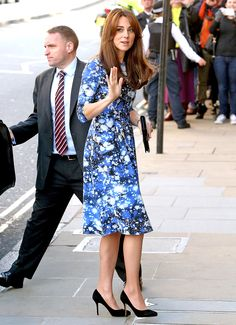 Kate Middleton Works the Trend of the Moment — Space Prints: See Her Latest Style Here!