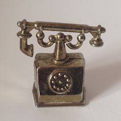 Hot news off the phone lines! Vintage doll house accessories here! House Accessories, Landline Phone, Doll, News, Shop, Vintage, Dolls, Puppet, Vintage Comics