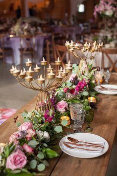 Berry Toned Thanksgiving Wedding Inspiration - http://ruffledblog.com/berry-toned-thanksgiving-wedding-inspiration