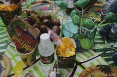 Dinosaurs Birthday Party Ideas | Photo 23 of 90