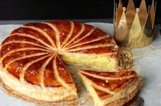 An inescapable recipe from Galette des kings to frangipane at Thermomix on Yummix Dessert Thermomix, Cooking Time, Cooking Recipes, Love Food, Sweet Recipes, Sweet Tooth, Food Porn, Dessert Recipes, Food And Drink