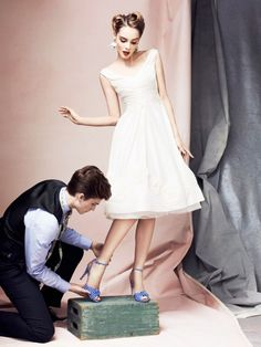 Short Wedding Dresses: 50 Stylish Options For Your Day
