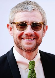 Martin at the TV Baftas 2014