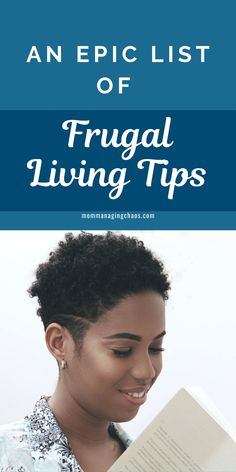 Are you struggling with save more money? Check out this list of frugal living tips to save money fast. Ways to Save Money | Money Saving Tips | How to Save Money | Thrifty Living Best Money Saving Tips, Money Saving Challenge, Ways To Save Money, Saving Money, Frugal Living Tips, Frugal Tips, Life Skills Lessons, Economics Lessons, Money Fast