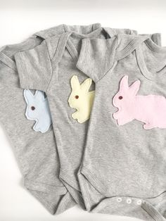 A personal favourite from my etsy shop httpsetsyuk easter baby grow easter gifts for babies easter outfits for babies babys first easter newborn baby girl newborn baby boy clothes negle Images
