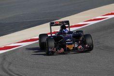 Max Verstappen Sakhir Bahrein 03-04-2016.