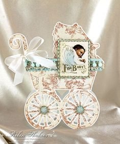 Little Darlings baby carriage.......just beautiful!