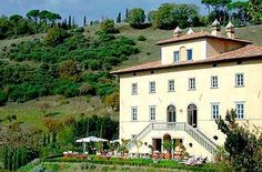 Palazzo Terranova in Umbria - one of our honeymoon stops.