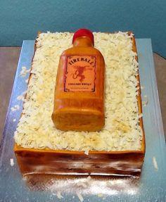 Whiskey cake, Fireball whiskey and Whiskey on Pinterest