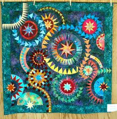 The Colourful Quilt By Susan Garrity Design By Jacqueline
