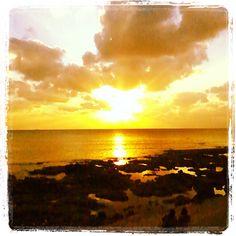 Okinawa, Japan...aka two years of breathtaking sunsets...