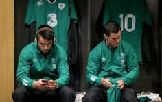 Conor Murray and Jonathan Sexton Irish Rugby, Chantel Jeffries, Six Nations, Squad, Ireland, Oc, Bunny, Sports, Fictional Characters