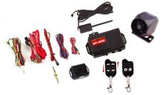 Crimestopper SP-400 Car Alarm with Remote Start, Keyless Entry and Engine Disable by Crime Stopper. $104.58. 1- Way combo alarm, keyless entry, and remote start system has 4-button transmitters with sliding button guard to prevent accidental button press. 2-way data port allows for direct plug-in data modules for easier installation. Other features include 433 MHz high frequency with extended range on-glass antenna dynamic code protection (anti code-grabbing), code lea...