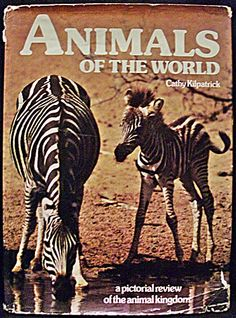 Animals Of The World - Cathy Kilpatrick - Lei Animals Of The World, Animal Kingdom, Author, Biology